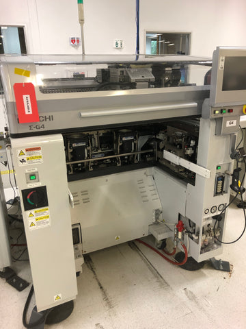 Hitachi Sigma G4 2011 Pick and Place / Chip shooter 65K CPH