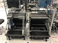 Panasonic CM402 / CM602 gang exchange feeder trolley carts
