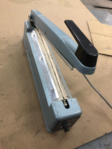 "TEW 12"" Impulse Sealer Model Tish-300"