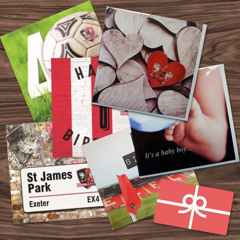 GREETING & GIFT CARDS