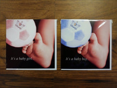 ECFC Baby Cards
