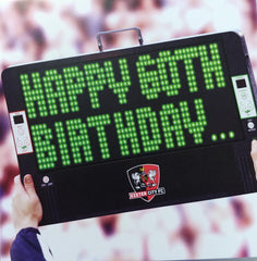 Birthday Cards - Scoreboard