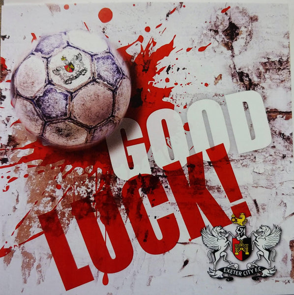 Good Luck Cards - Various