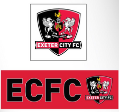 ECFC Car Sticker