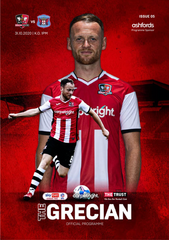 The Grecian | 20/21 Home Programmes