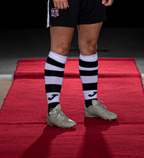Exeter City FC Home Socks 2019-20