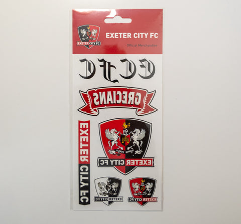 ECFC Tattoo Set