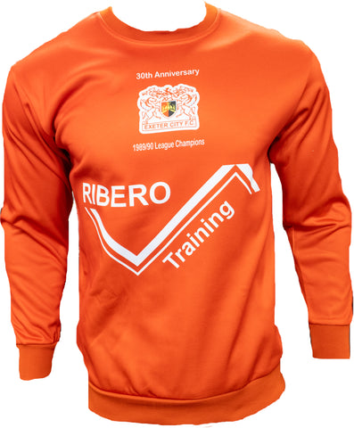 Retro 1989/90 RIBERO 30th Anniversary Training Top