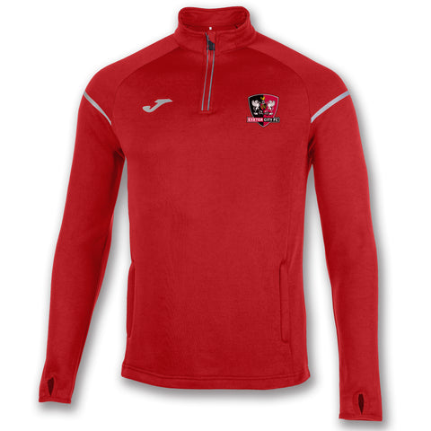 Kids 1/4 Zip Training Top