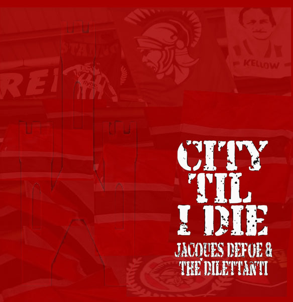 City Til I Die - CD