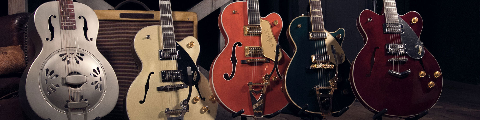 Gretsch Electromatic Series