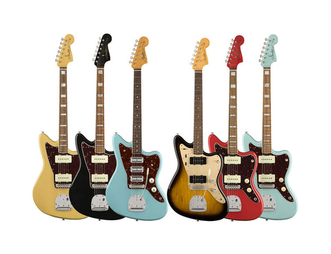 Fender Limited Edition 60th Anniversary Jazzmaster