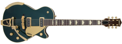 Gretsch G6128T-57 DuoJet Bigsby Cadillac Green