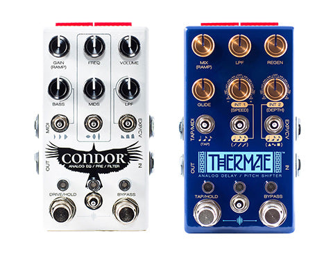 Chase Bliss Audio Condor Thermae