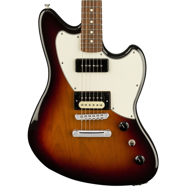 Fender PowerCaster, Pau Ferro Fingerboard, 3-Color Sunburst