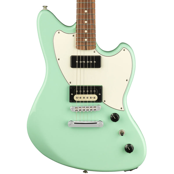 Fender PowerCaster, Pau Ferro Fingerboard, Surf Green