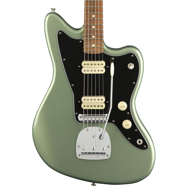 Fender Player Jazzmaster, Pau Ferro, Sage Green Metallic