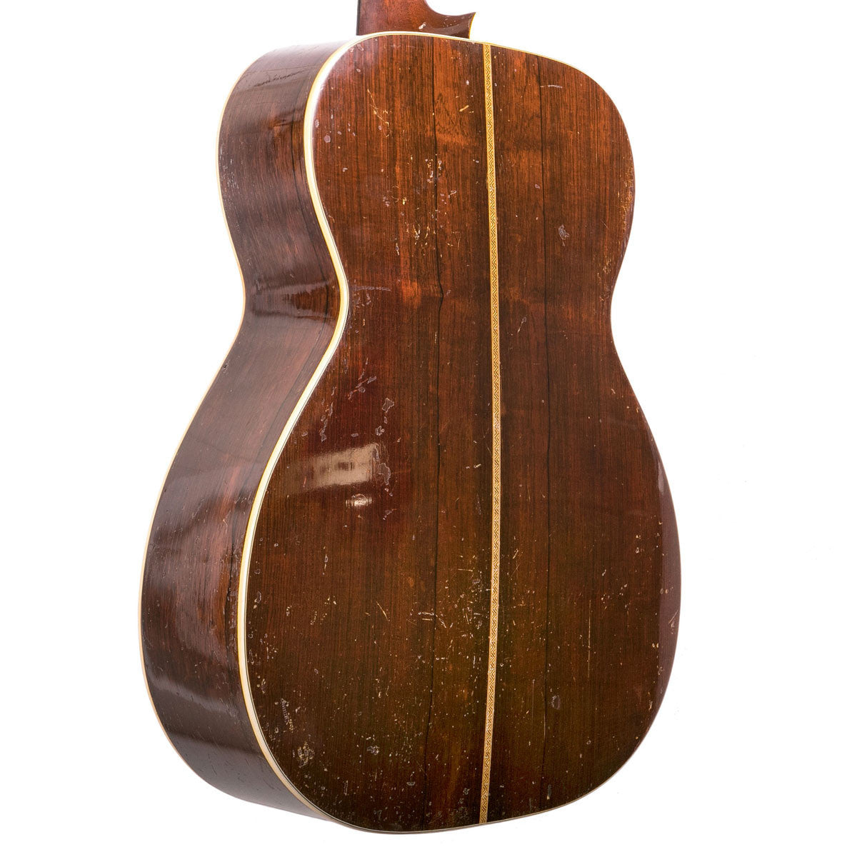 1934 Martin OM-28 / C2 Archtop Conversion | Lucky Fret Music Co.