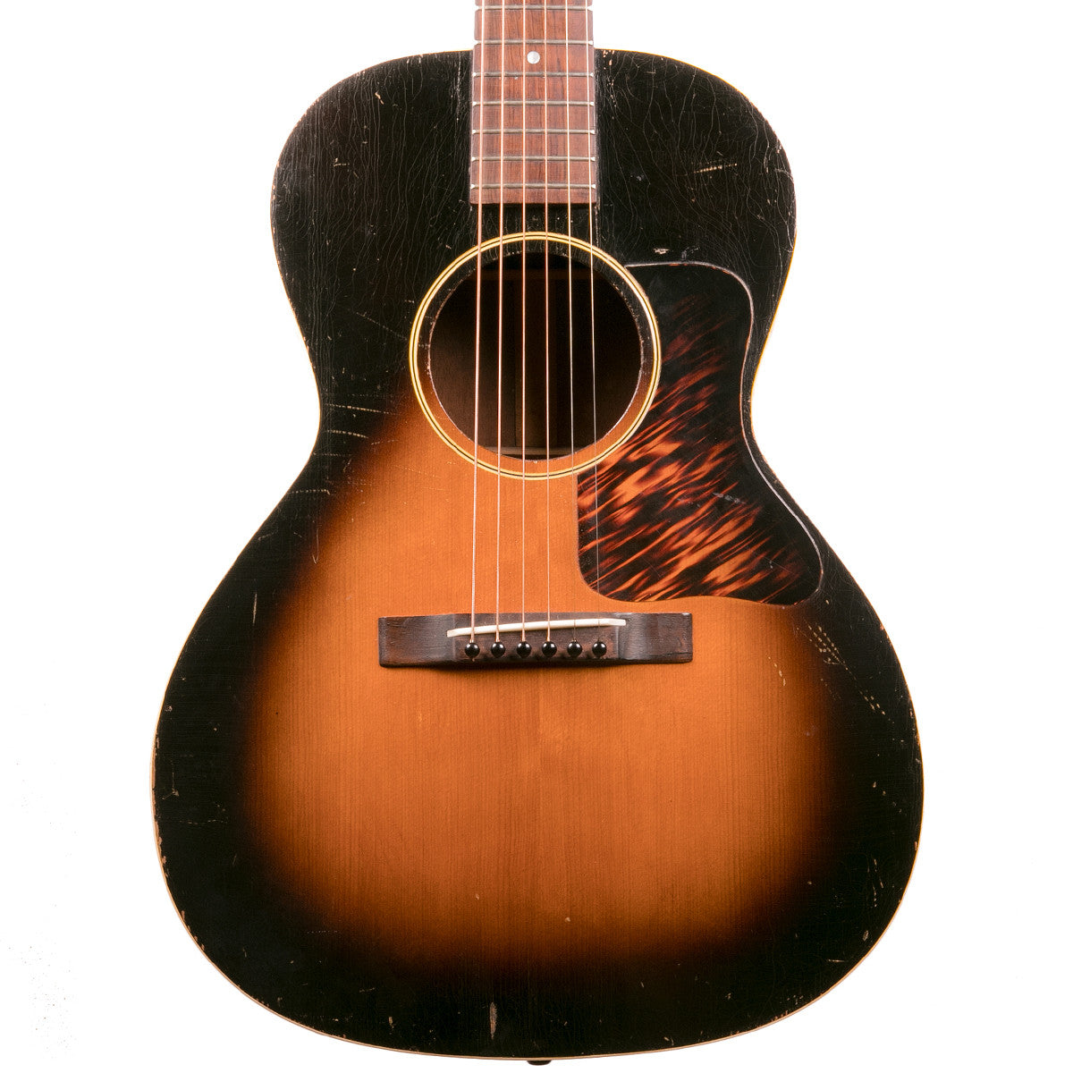1936 Gibson L-00 - Sunburst - Vintage Guitar Boutique