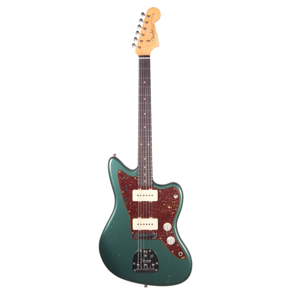 Fender Custom Shop - 1959 Journeyman Relic Jazzmaster - Aged Sherwood Green