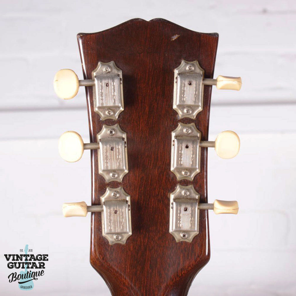 1965 Gibson Country & Western SJN - Natural - Vintage Guitar Boutique - 9