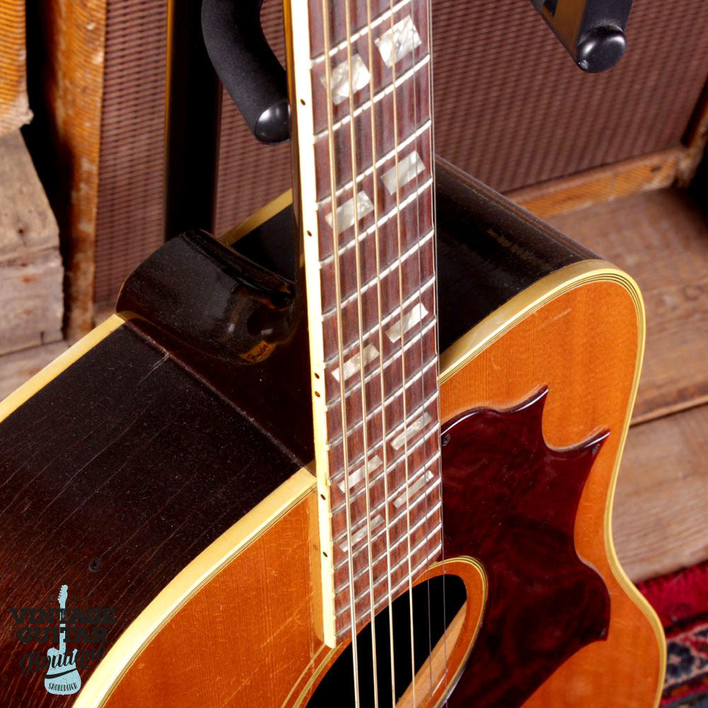 1965 Gibson Country & Western SJN - Natural - Vintage Guitar Boutique - 4