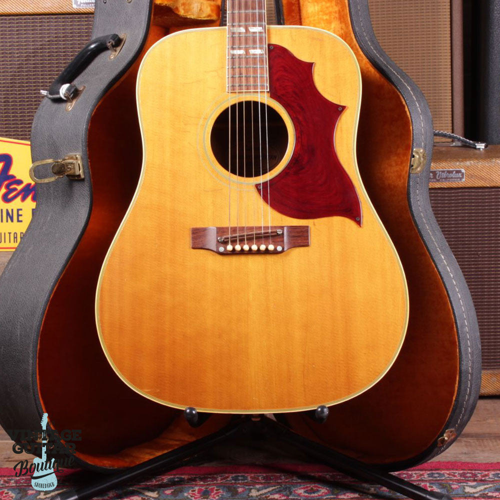 1965 Gibson Country & Western SJN - Natural - Vintage Guitar Boutique - 2
