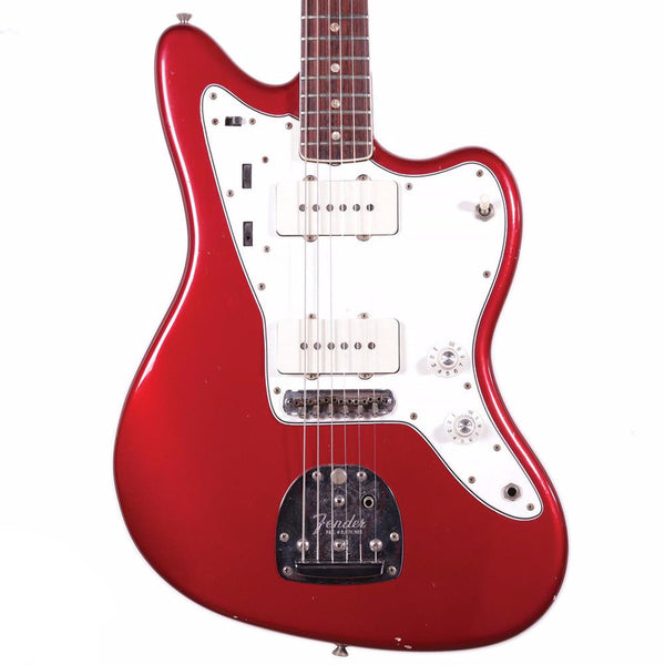 1966 Fender Jazzmaster - Candy Apple Red