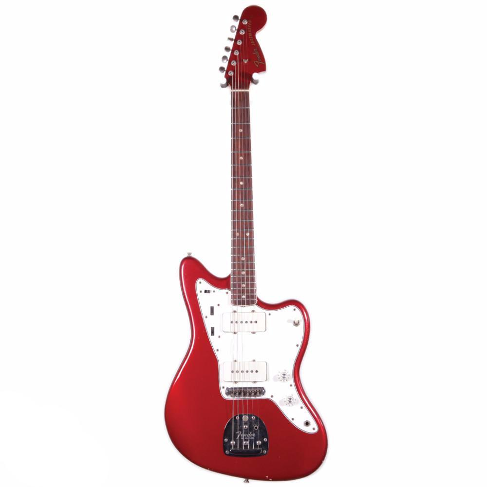 1966 Fender Jazzmaster - Candy Apple Red - Vintage Guitar Boutique