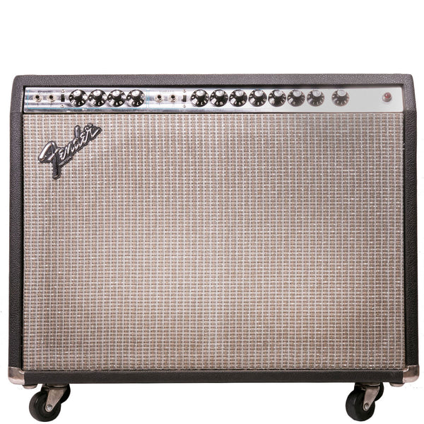 1970s Fender Pro Reverb - Silver face