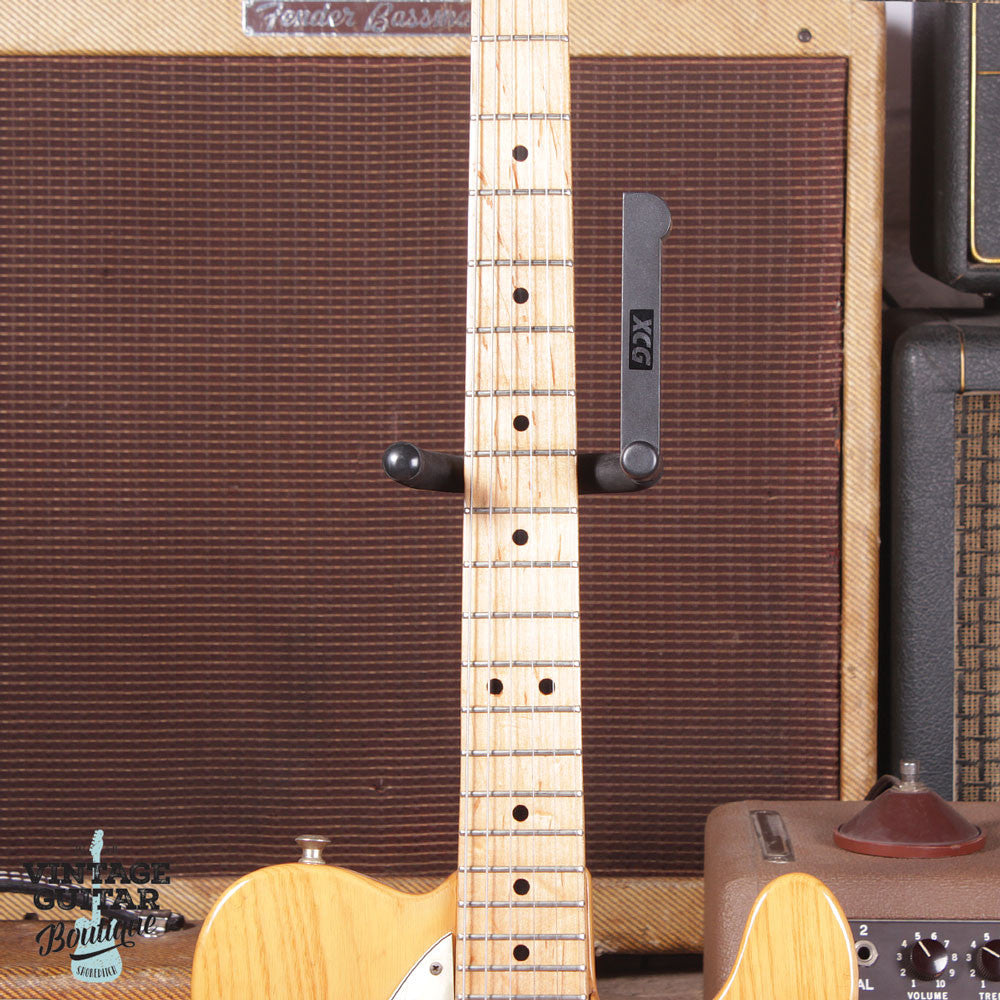 1972 Fender Telecaster Type II Thinline - Natural - Vintage Guitar Boutique - 4