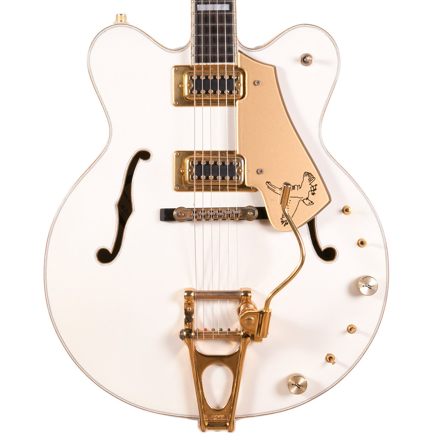 1981 Gretsch White Falcon USA Model