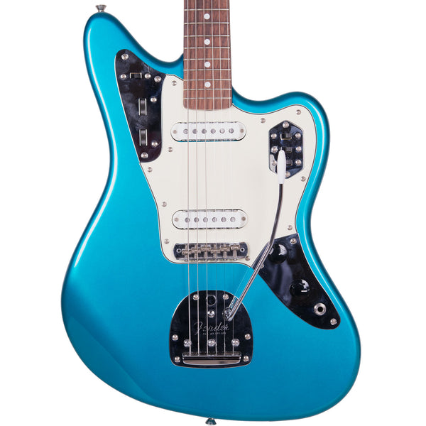 1999/'02 Fender Japan Jaguar JG66-85, LPB/R, CIJ, Lake Placid Blue