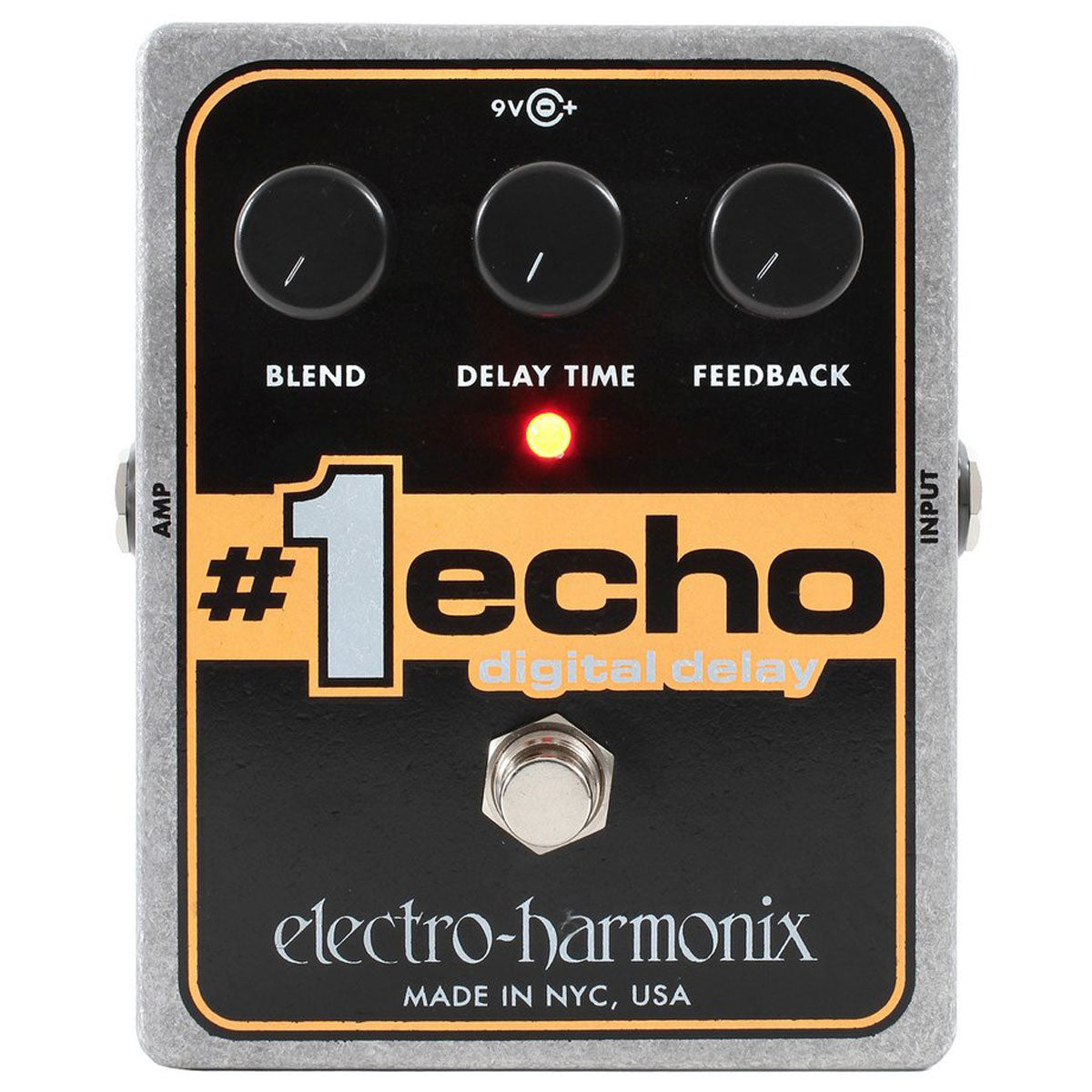 Electro Harmonix - #1 Echo - Digital Delay (PSU Included) | Lucky Fret Music Co.