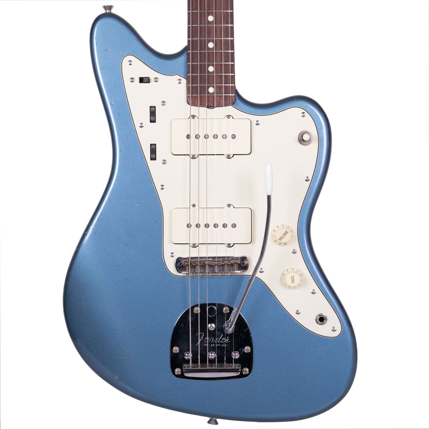 2006/'08 Fender Japan Jazzmaster JM66, CIJ, Old Lake Placid Blue