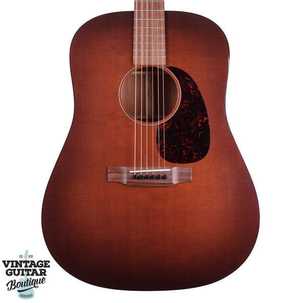 2014 Martin D-17M - Shaded Top - Vintage Guitar Boutique - 1