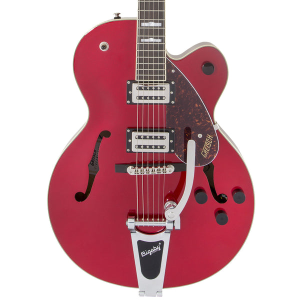 Gretsch G2420T Hollow Single Cut, Candy Apple Red