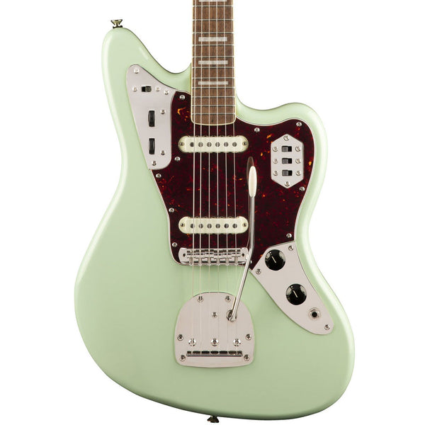 Squier Classic Vibe '70s Jaguar, Laurel Fingerboard, Surf Green