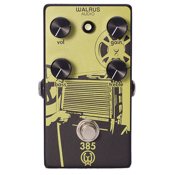 Used Walrus Audio - 385 - Overdrive (no box)