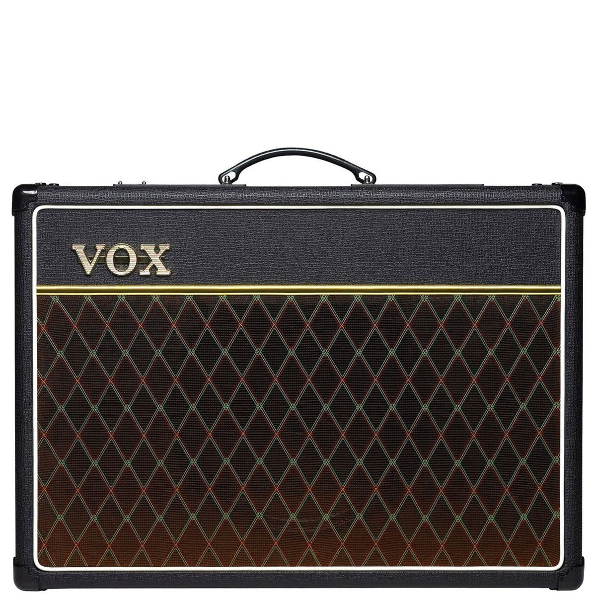 "Vox AC15C1X - Custom Series - 15-watt 1 x 12"""" combo with Celestion Alnico Blue speaker 