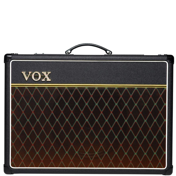 "Vox AC15-C1 Custom Series - 15-watt 1x12"" Tube Amp, Celestion G12M Greenback"