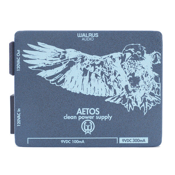 Walrus Audio Aetos Clean Power Supply | Lucky Fret Music Co.
