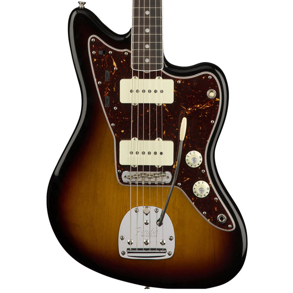 Fender American Original '60s Jazzmaster, Rosewood Fingerboard - 3-Color Sunburst | Lucky Fret Music Co.