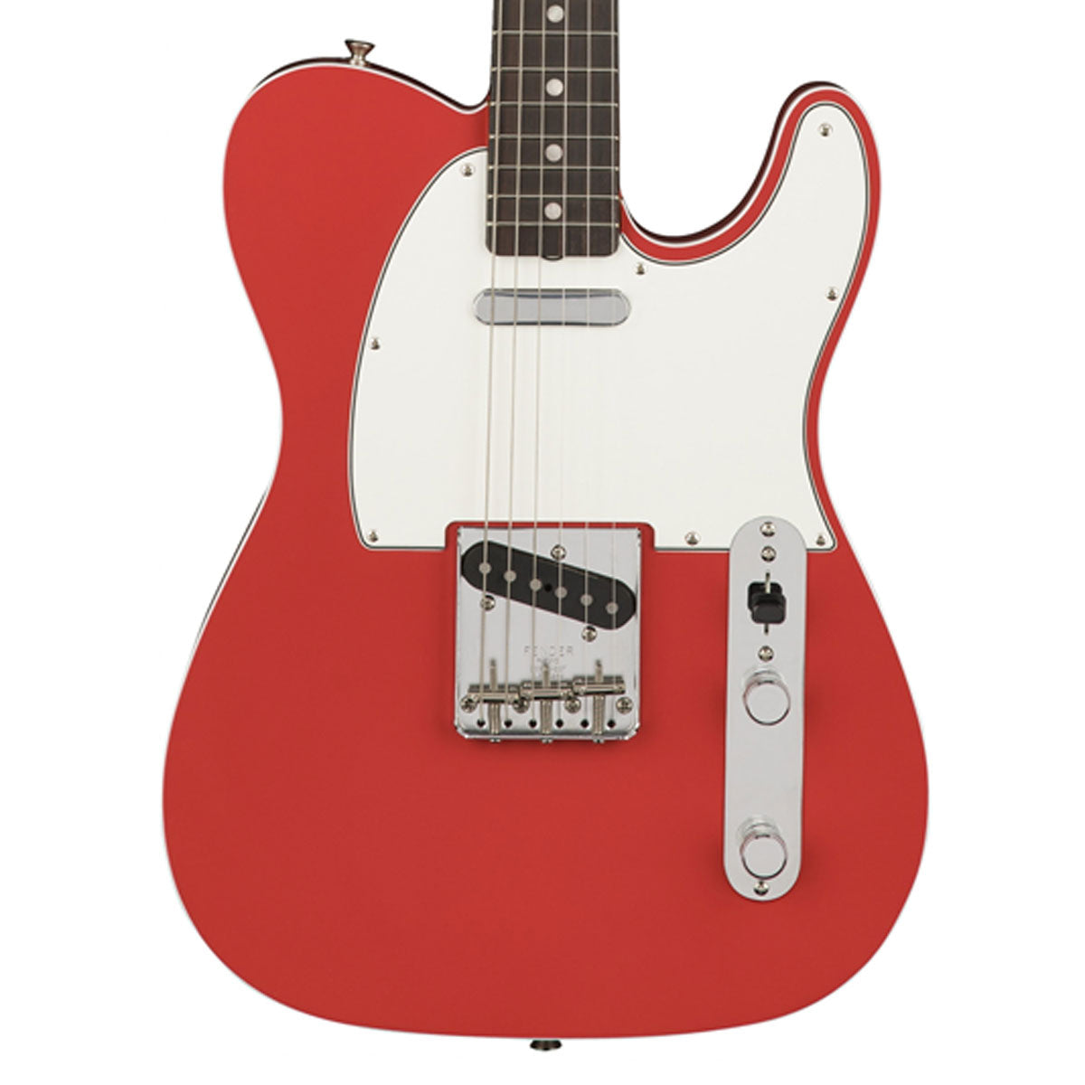 Fender American Original '60s Telecaster, Rosewood Fingerboard - Fiesta Red | Lucky Fret Music Co.