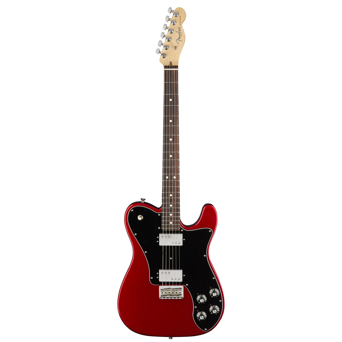 Fender American Pro Telecaster Deluxe ShawBucker, Rosewood Fingerboard - Candy Apple Red | Lucky Fret Music Co.