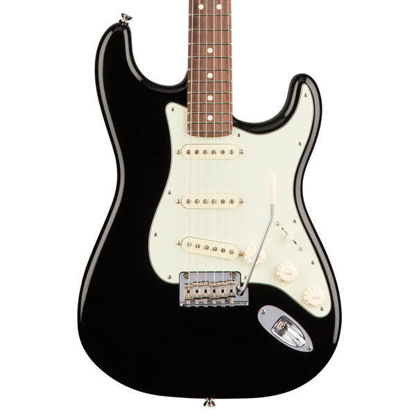Fender American Pro Stratocaster - Rosewood - Black - B Stock | Lucky Fret Music Co.