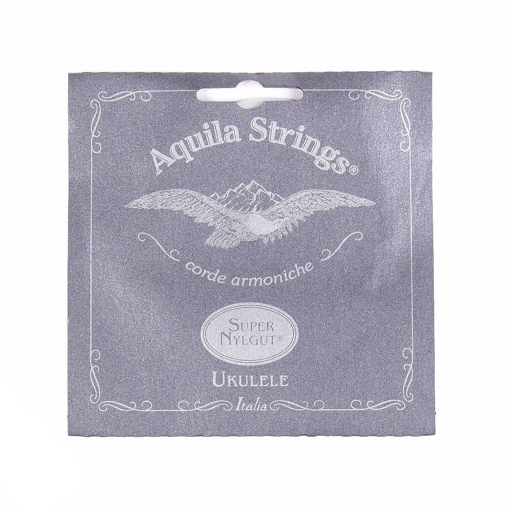 Aquila - Supernylgut Concert Uke Strings - Vintage Guitar Boutique - 1