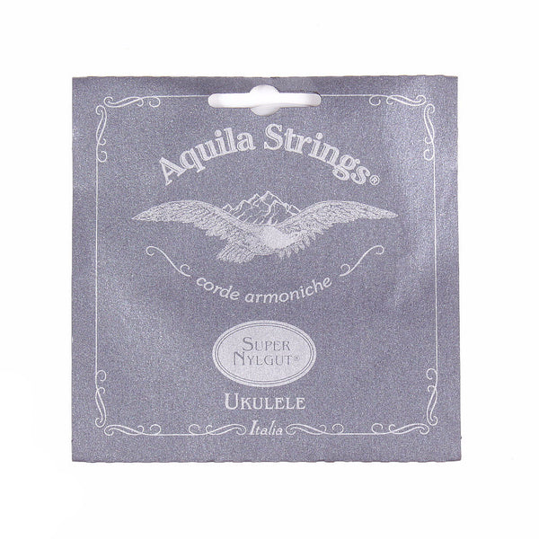 Aquila - Supernylgut Soprano Uke Strings - Vintage Guitar Boutique - 1
