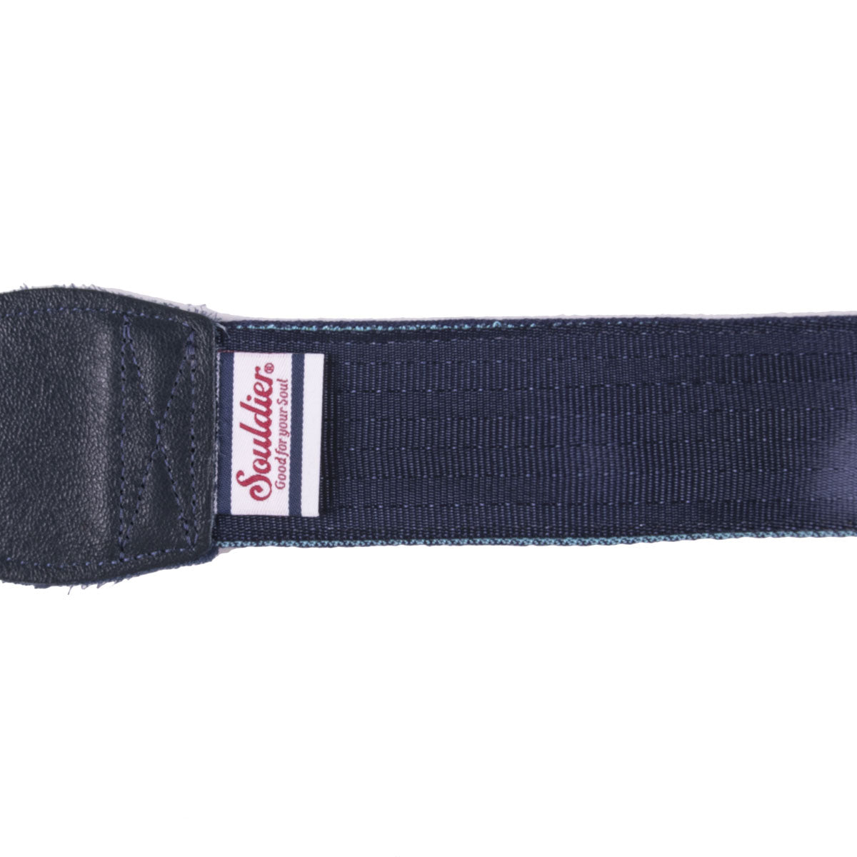 Souldier Owls Navy Strap | Lucky Fret Music Co.