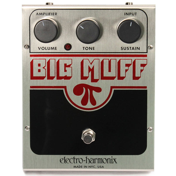 Electro Harmonix - Big Muff Pi (Classic) - Distortion/Sustainer | Lucky Fret Music Co.
